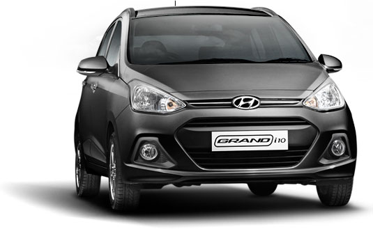Hyundai Grand i10 Stardust Color (Black Color )