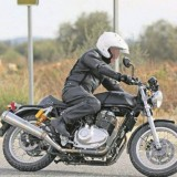750cc Royal Enfield Spotted Testing in India