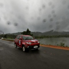 Mahindra Adventure Monsoon Challenge 2016 concludes at Goa