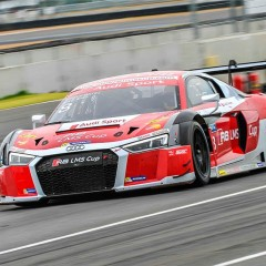 Audi India and JK Tyres sponsored Aditya Patel manages 8th on the grid in Buriram