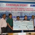 Chennai Port 2 Million