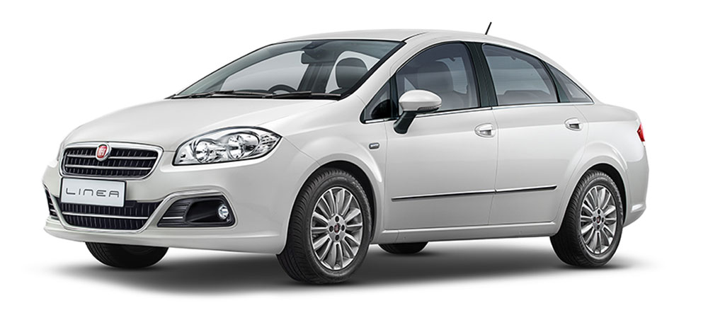 New Fiat Linea 125 hp power