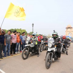 13th Royal Enfield Himalayan Odyssey brings in Women Riders