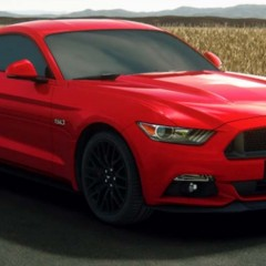 Ford Mustang launched in India at Rs. 65 Lakhs