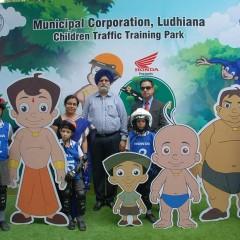 Honda and Municipal Corporation Ludhiana inaugurates Traffic Training Park in Punjab