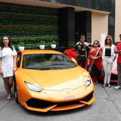 Lamborghini pilots First Super Sports Car Drive for Women in India