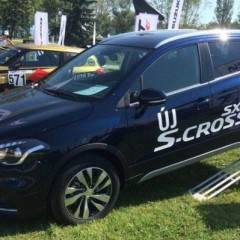 S-cross facelift revealed; Will be showcased at Paris Motor Show