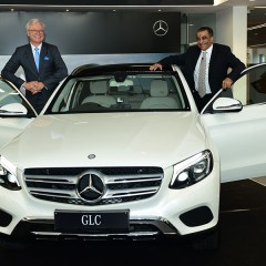 Mercedes-Benz opens largest luxury car dealership in Vidarbha