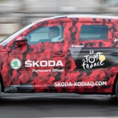 Upcoming SUV Skoda Kodiaq Photos revealed