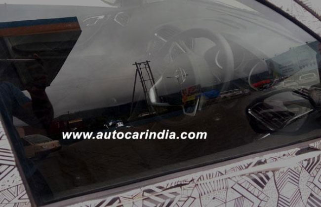 Tata Tiago AMT Variant Spotted