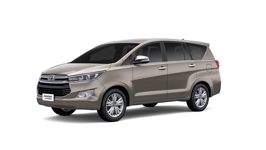 Toyota Innova Crysta Sales