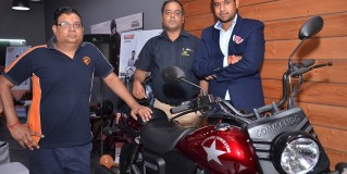 UM Motorcycles rides into NCR, opens exclusive dealership in Gurugram