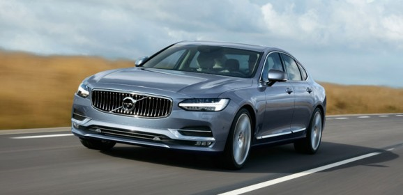 Volvo S90 Bookings are now open