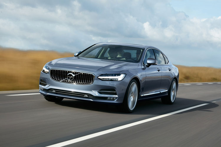 Volvo S90 Bookings Open