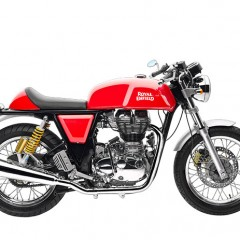 Royal Enfield Discontinues Continental GT in India