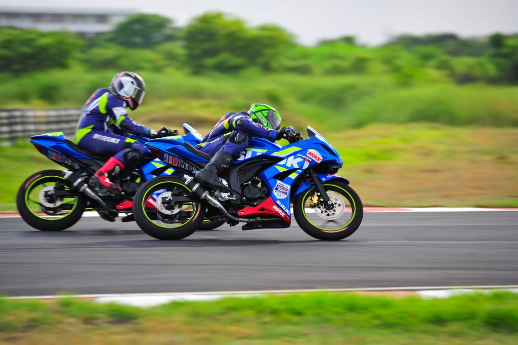 Suzuki Gixxer Cup 2