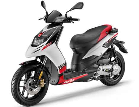 Affordable Aprilia SR 150 Scooter