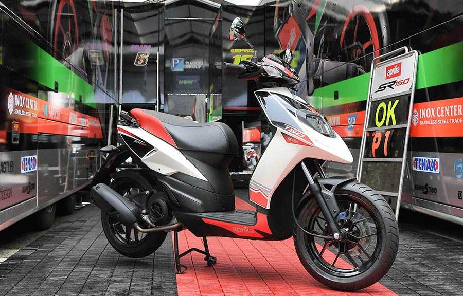 Aprilia-SR150-Launch-2