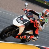 Aprilia SR150 Launched in India at INR 65,000