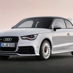 Audi RS1 hatchback launch in 2017