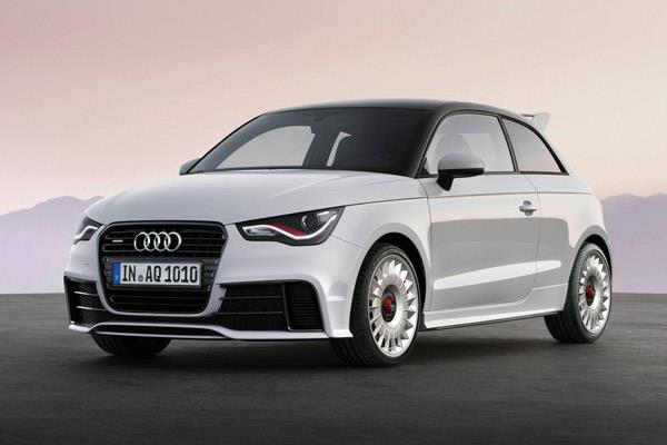 Audi RS1 Hatchback in India