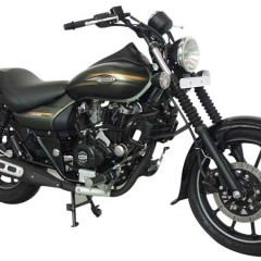 Bajaj Avenger 220 Street Matte Wild Green Color Introduced