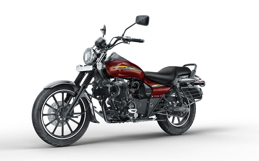 Bajaj Avenger Street New Color Variants
