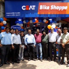 CEAT Launches 1st Bike Shoppe, Exclusive for Two Wheelers in Kolkata