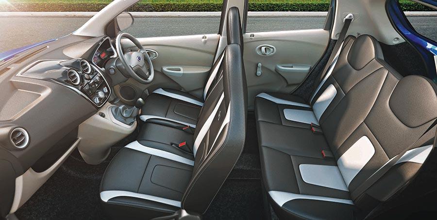 Datsun GO Interior Style Edition