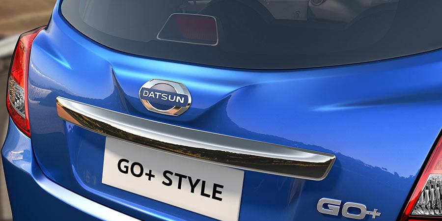 Datsun Go+ Style edtion