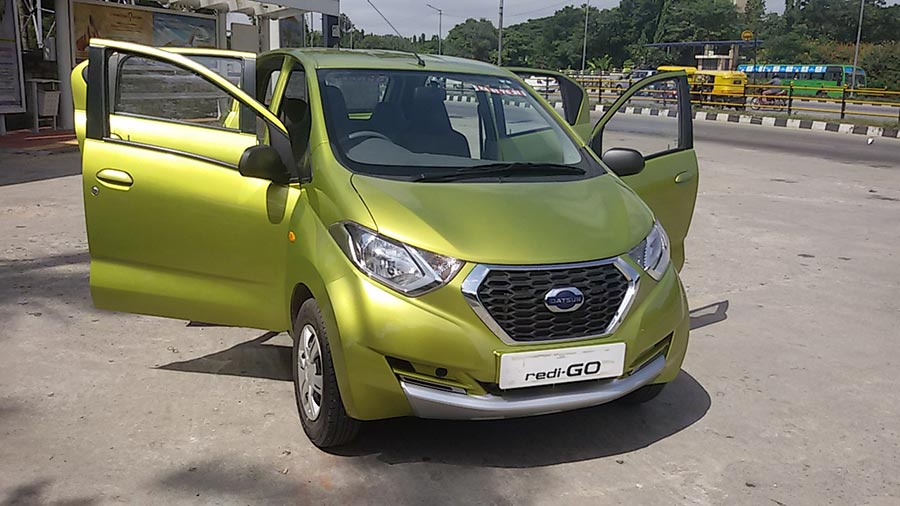 Datsun Redigo Photos