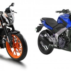 Duke 390 vs Pulsar VS400 Specifications Comparison