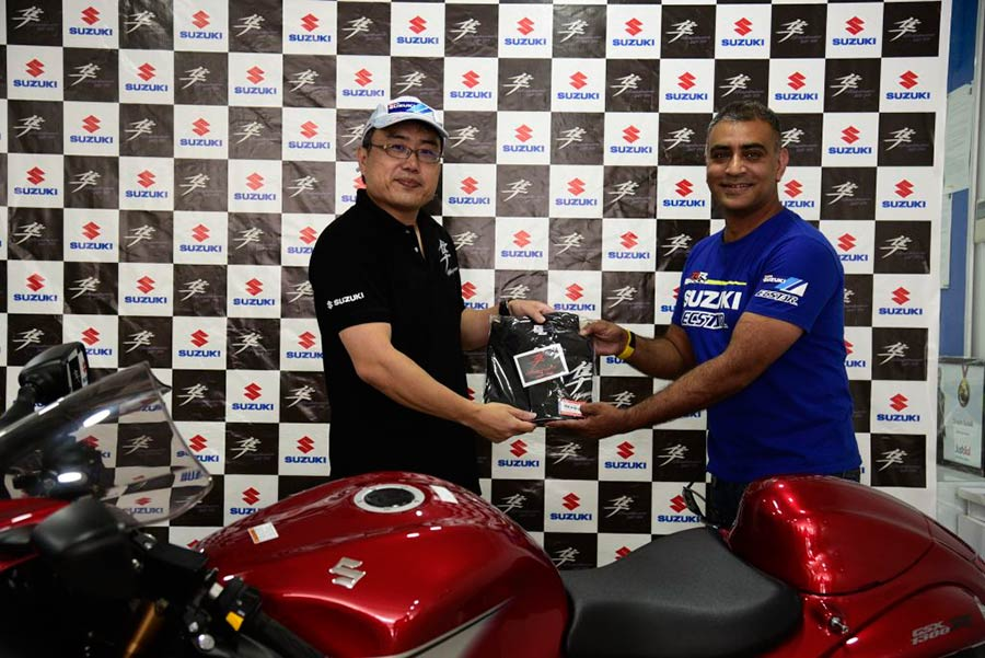 Suzuki Hayabusa Day