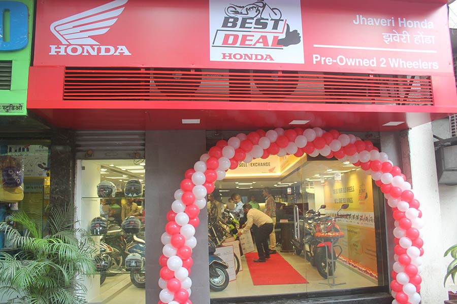 Honda 2 Wheelers Best Deal Outlet