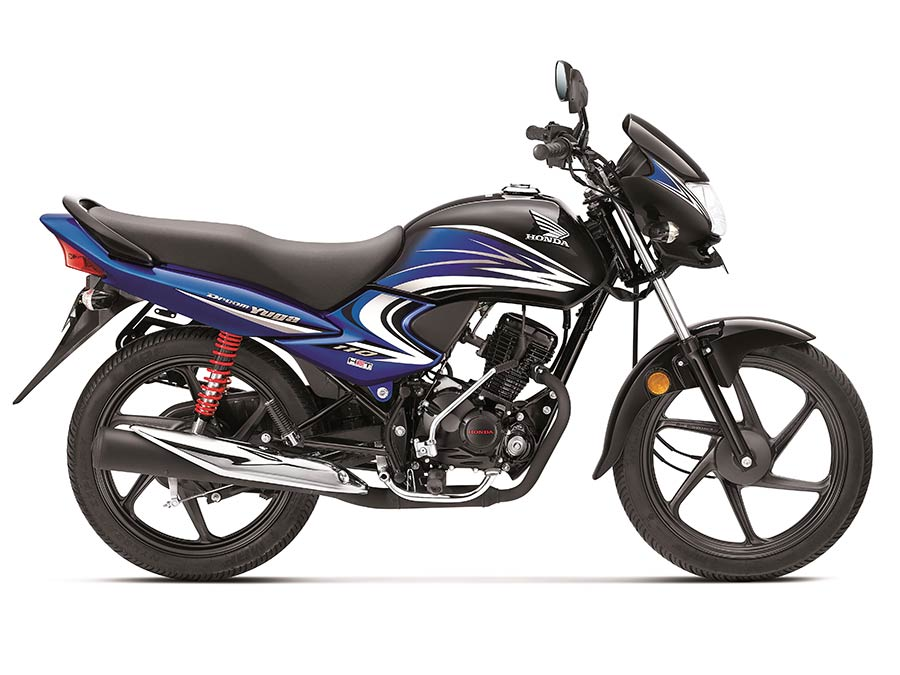 Honda Dream Yuga in New Color
