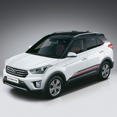 2017 Hyundai Creta to get Apple CarPlay, Android Auto and New Colors