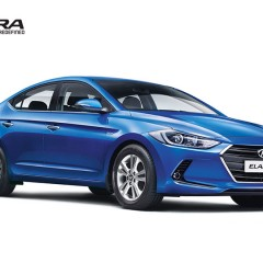 Hyundai Elantra launched in Mumbai at INR 13.6 Lakhs