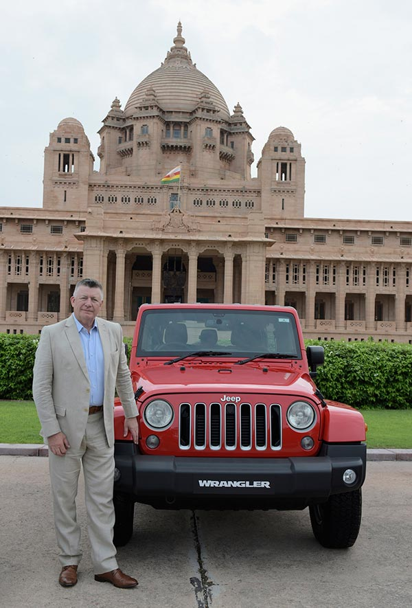 Jeep Launch in India