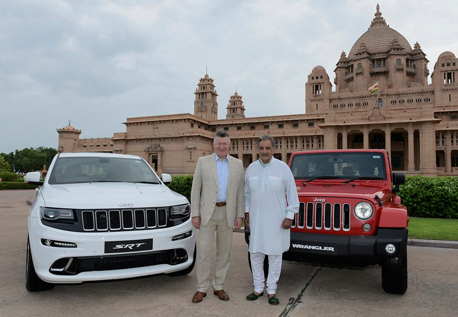 Jeep India Launch