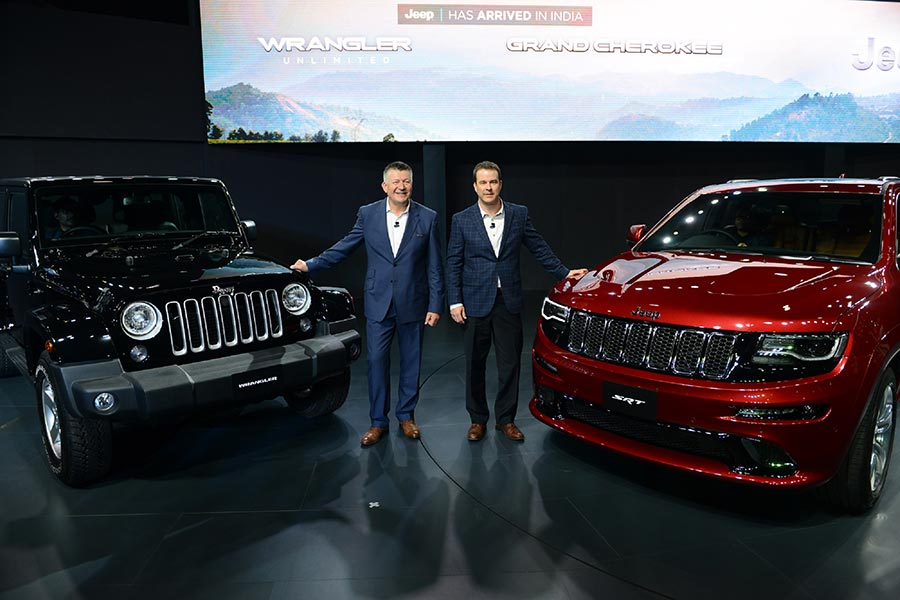 Jeep Launch September