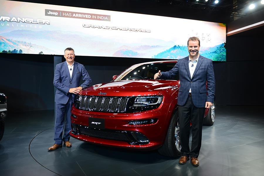 Jeep India will commence operations in India from September