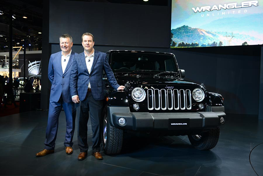 Jeep Launch in India on September