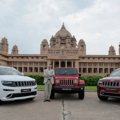 Jeep Wrangler and Jeep Grand Cherokee launched in India