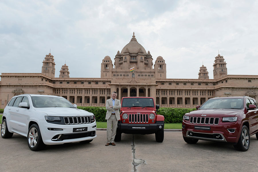 Jeep Wrangler and Jeep Grand Cherokee