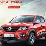 Renault India sells 9,604 units in November 2016