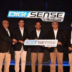Mahindra Launches DiGiSENSE Connected Vehicles Technology Platform