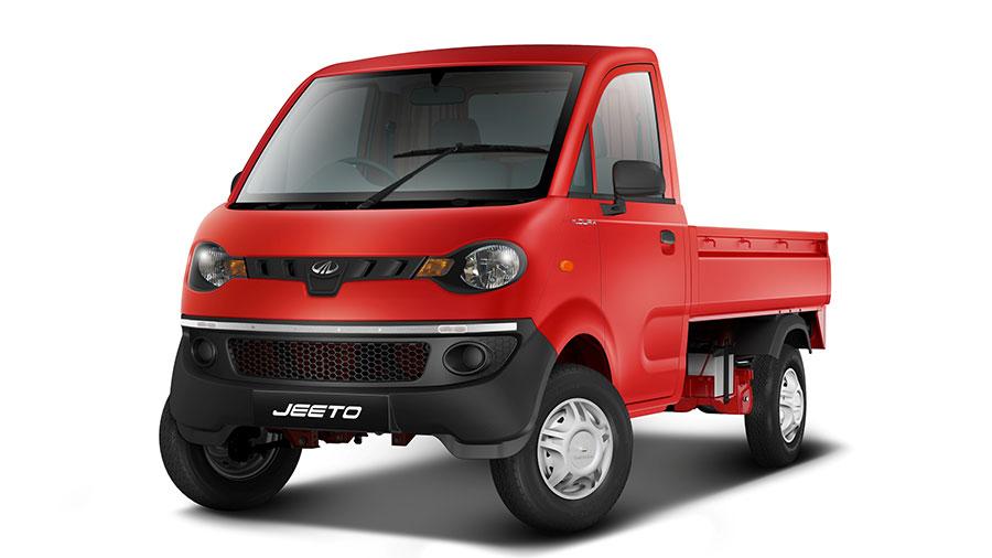 Mahindra Jeeto Sales India
