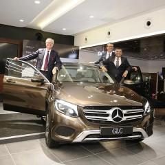 Mercedes-Benz opens new Dealership in Ahmedabad – Emerald Motors