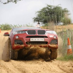 BMW X range SAVs Featured in 4th Edition of Rally of Jaypore