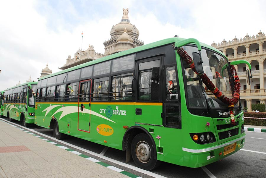 Tata Motors KSRTC Bus